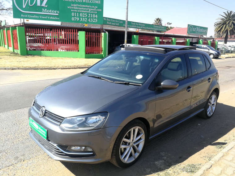 Used 2017 Volkswagen Polo Hatch 1 4tdi Highline For Sale In Johannesburg Gauteng Chat2cars
